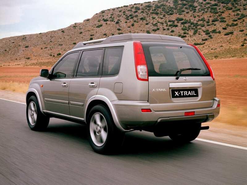 Photo Nissan X-Trail (T30)