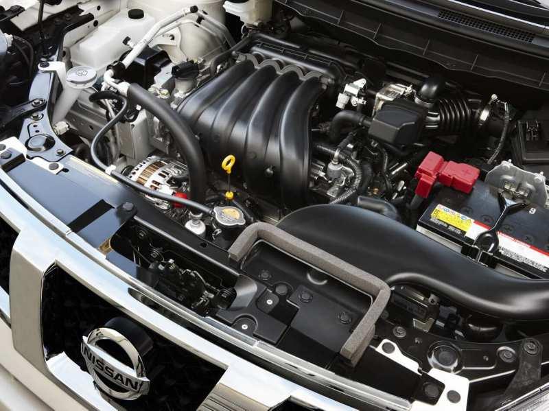 Nissan X-Trail (T31) engine