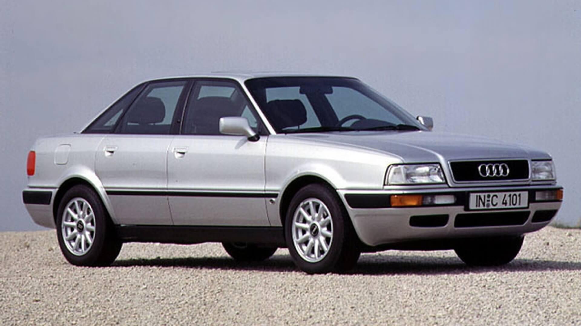 Kelebihan Audi A80 Perbandingan Harga