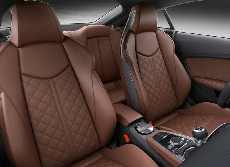 Audi TT Salon