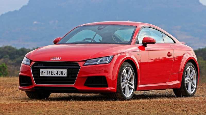 Audi TT Coupe 3