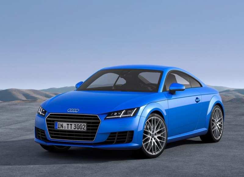 Audi TT photo