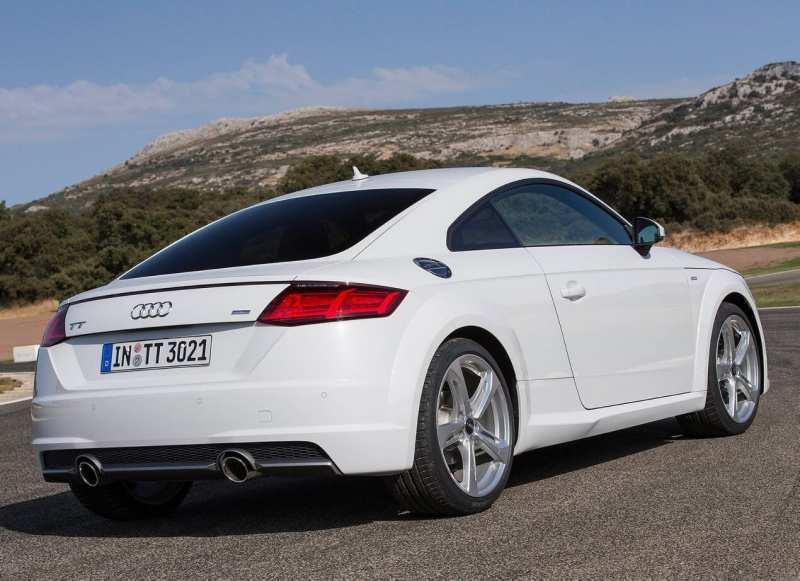 Audi TT photo auto