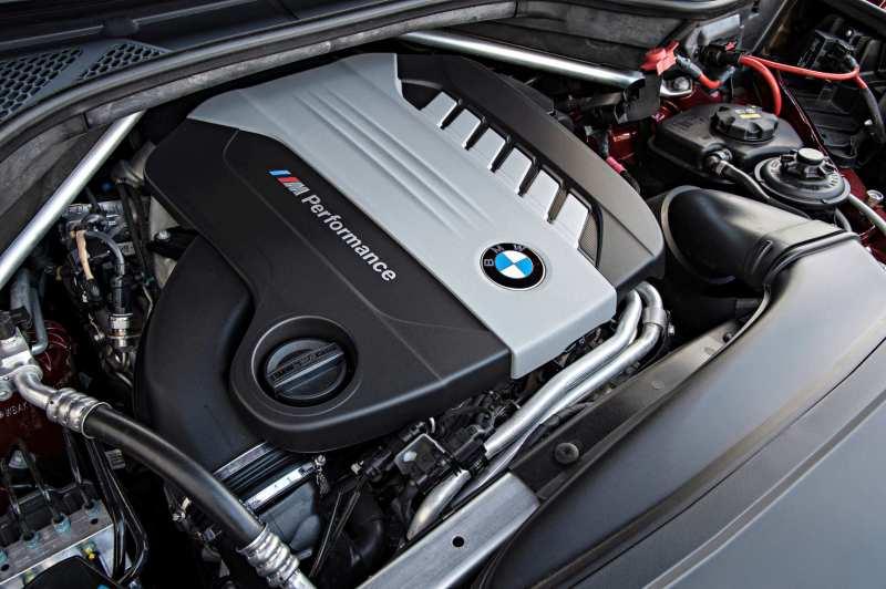 Photo BMW X6 M50d