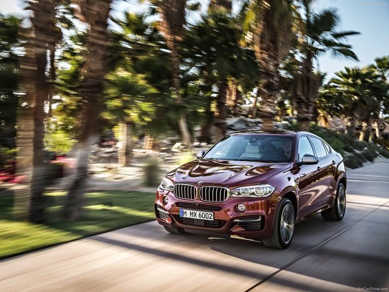 Photo of the BMW X6