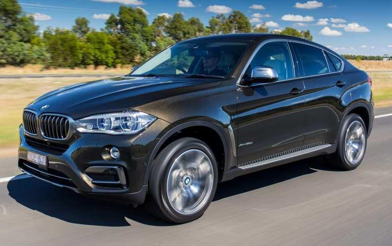 BMW X6 photo auto