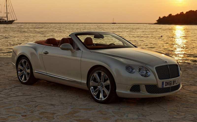 Bentley Continental GTS Convertible 2011