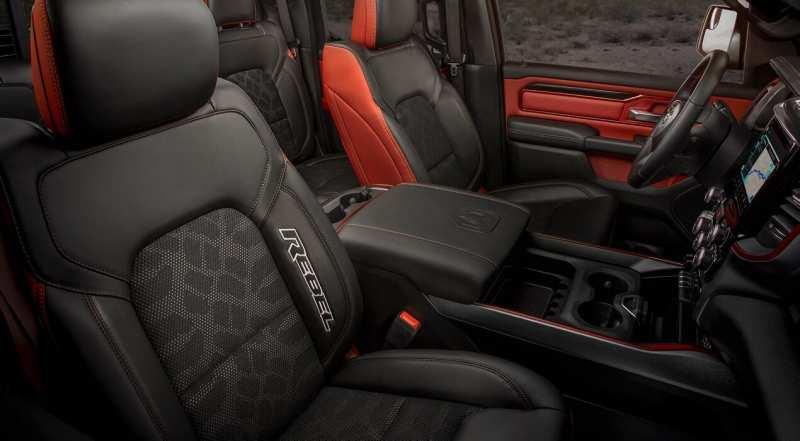 Dodge Ram 1500 Rebel Salon