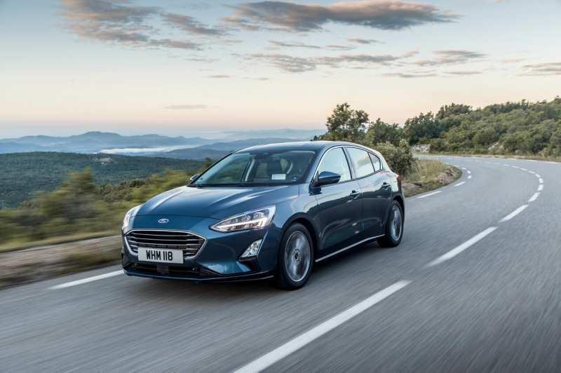Photo of the Ford Focus Titanium
