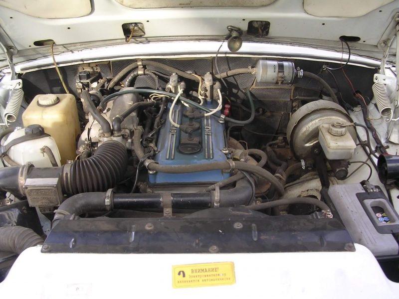 Engine GAZ-3110