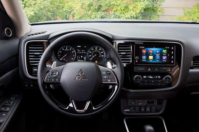 Updated steering wheel