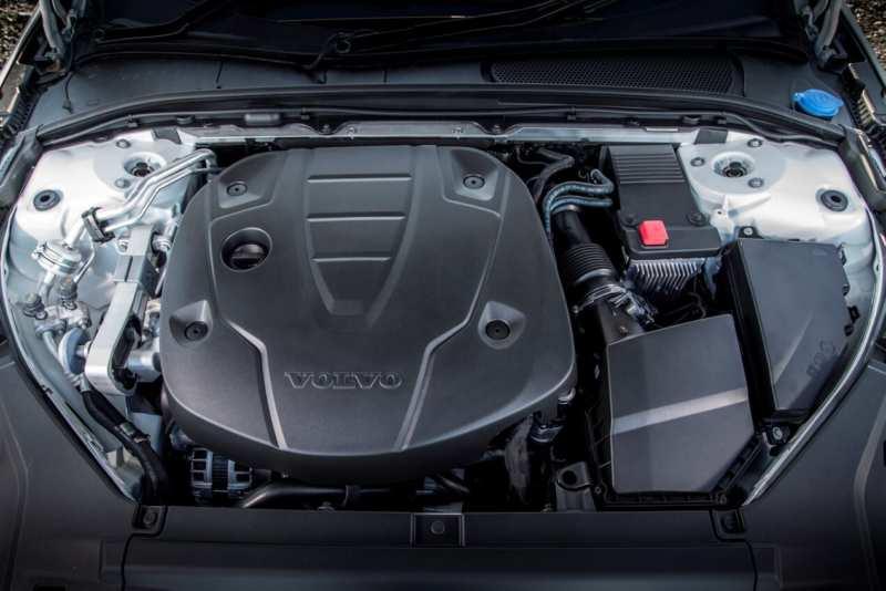 Volvo V90 engine