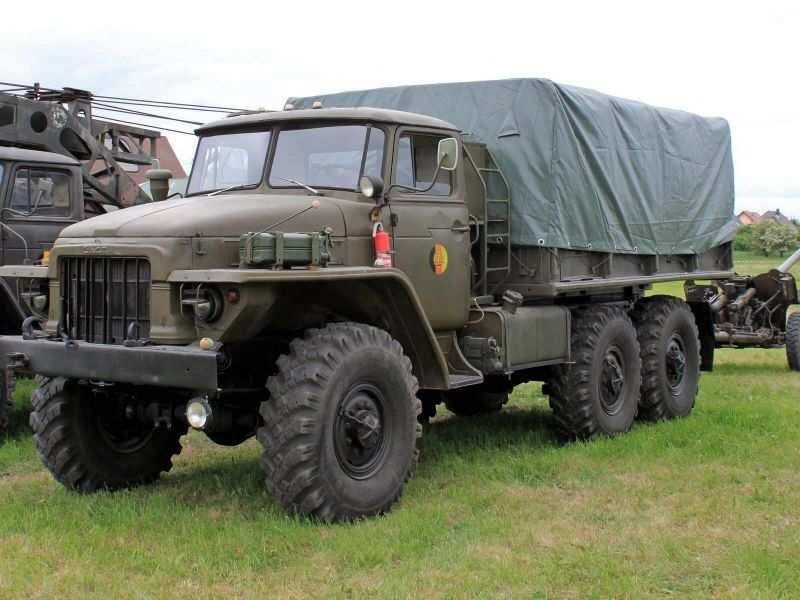 Ural-375 photo