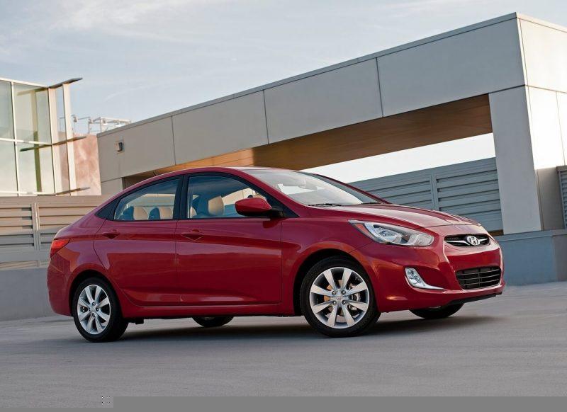 Photo of the new Hyundai Solaris