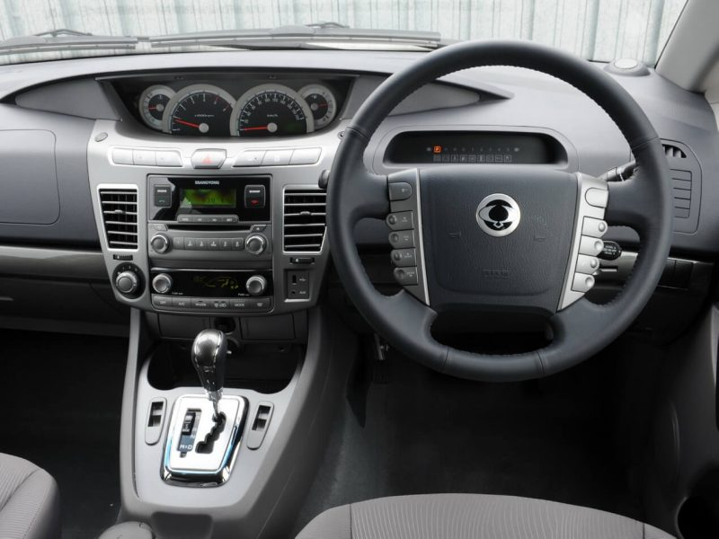 SsangYong Stavic Salon