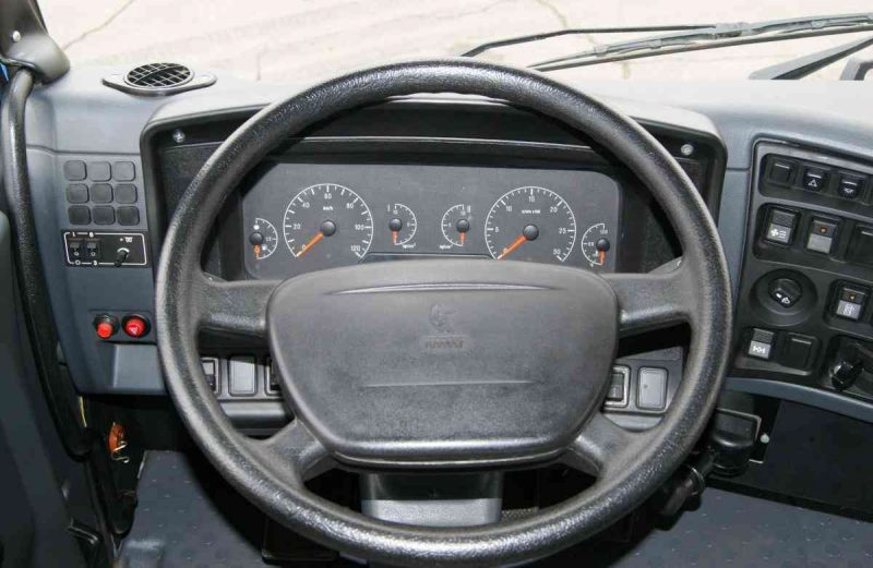 Steering wheel KAMAZ-5308