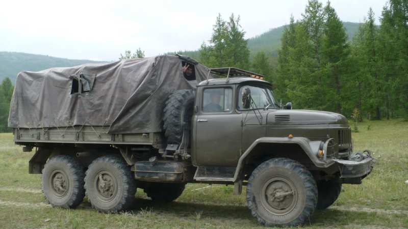 Photo of ZIL-131 car