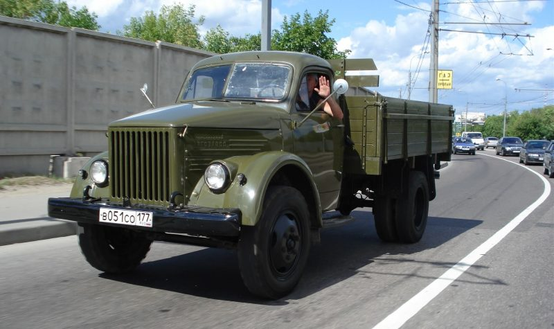 Photo of GAZ-63 car
