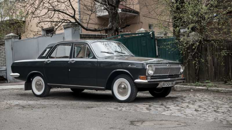 Photo of GAZ-24