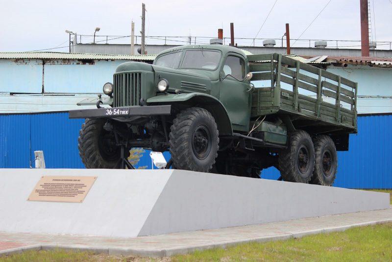 Auto ZIL-157 1958