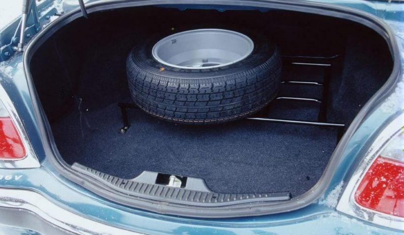 GAZ-3111 trunk