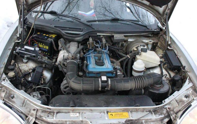 Engine Volga-3111