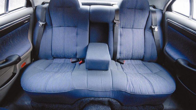 Rear sofa GAZ-3111