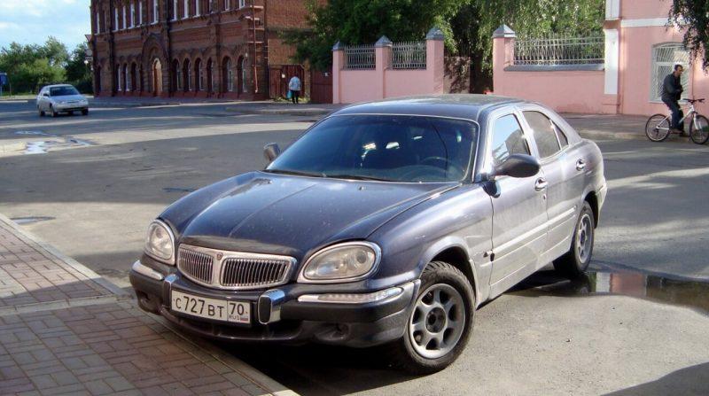 GAZ-3111 sedan