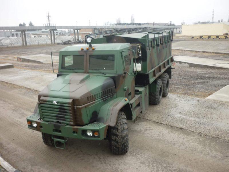 Truck KrAZ-6322