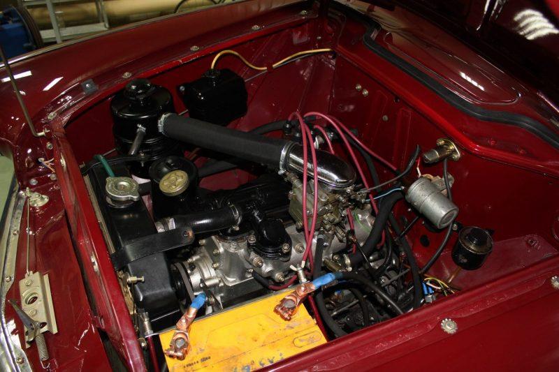 Moskvich-407 engine