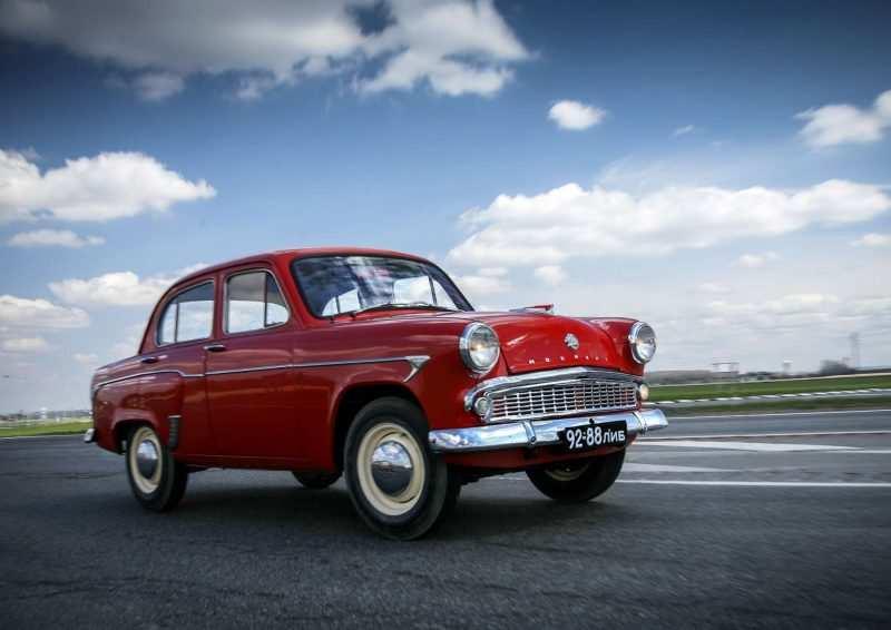 Moskvich-407 car photo