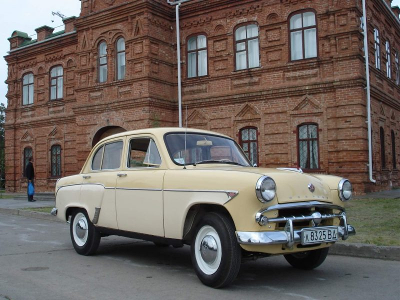 Photo of Moskvich-407