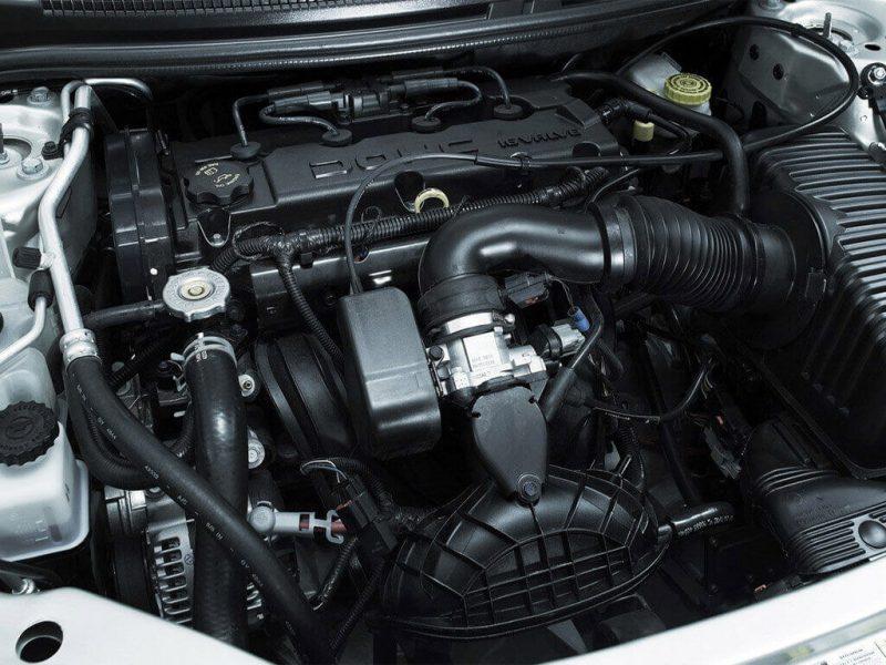 Volga Siber engine