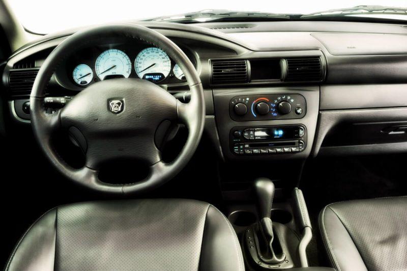 Volga Siber steering wheel