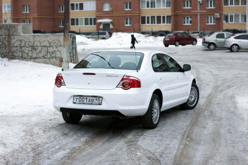 Photo of a Volga Siber