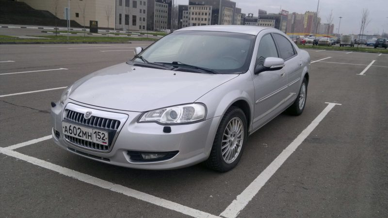 The new Volga Siber