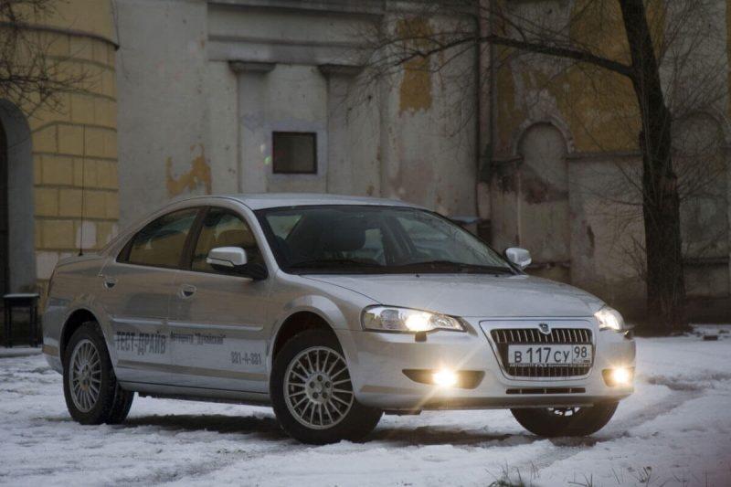 Volga Siber photo of the car