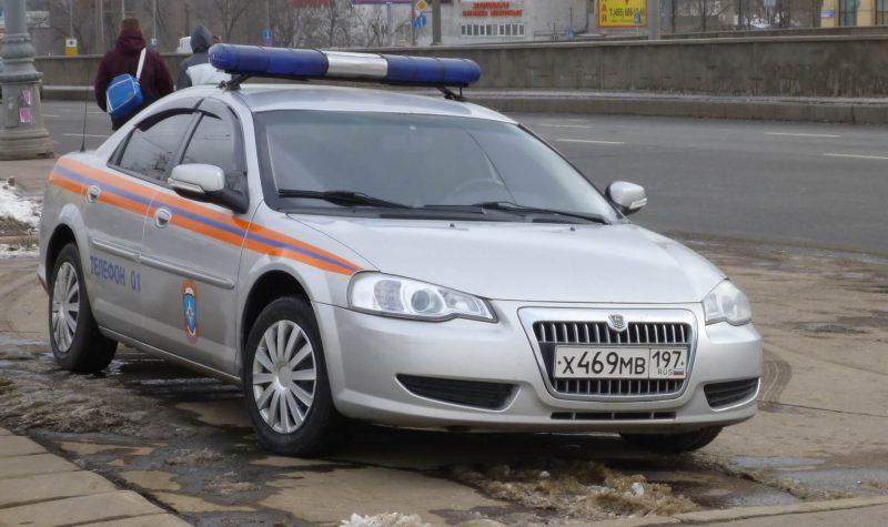 Volga Siber sedan