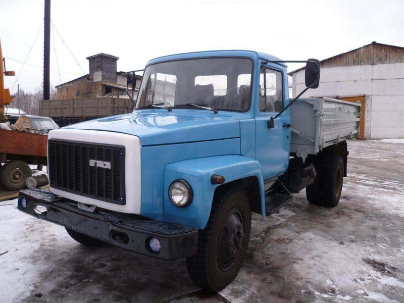 GAZ-3307 truck