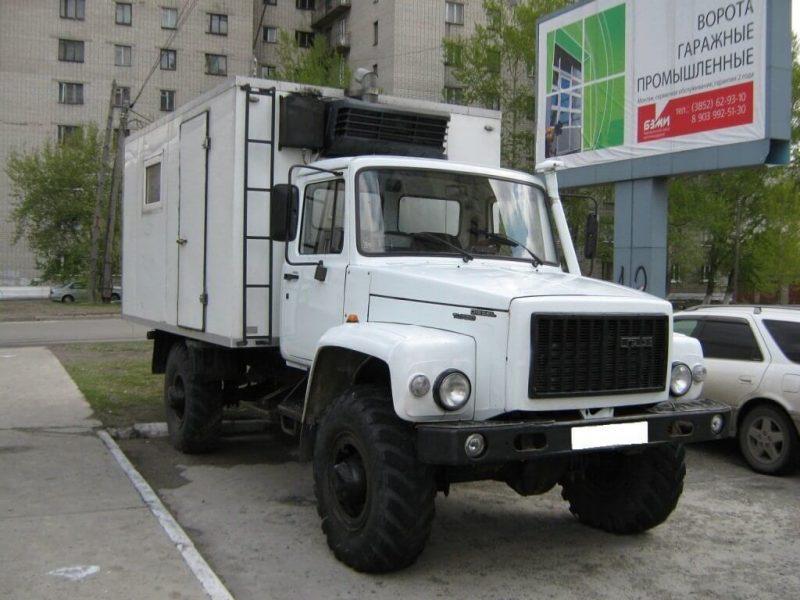 Photo GAZ-33088