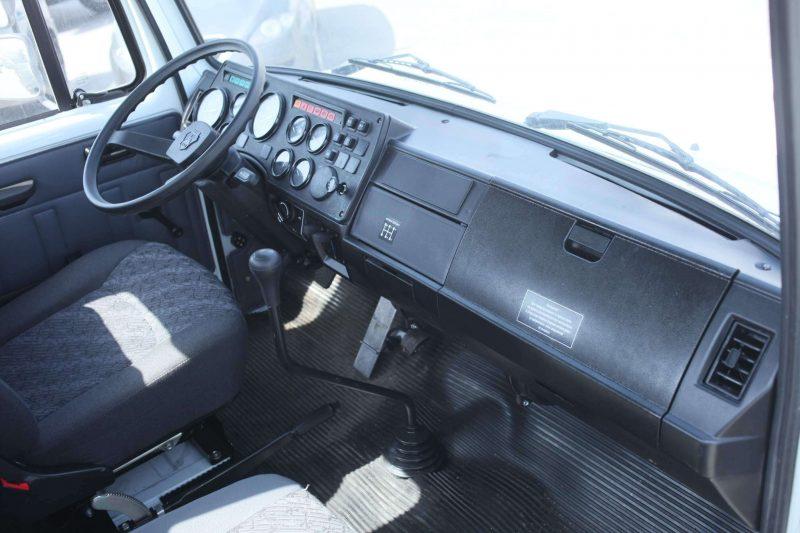 GAZ-3309 cabin salon