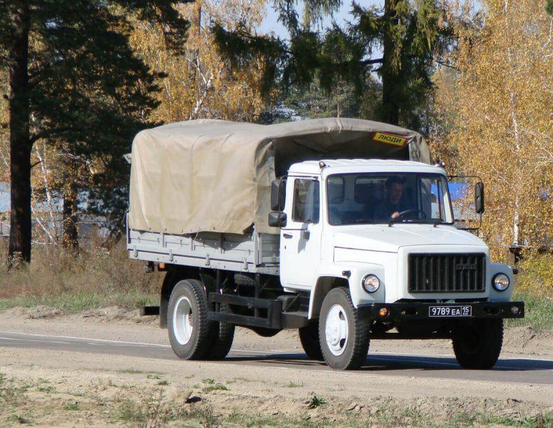 Photo of GAZ-3309