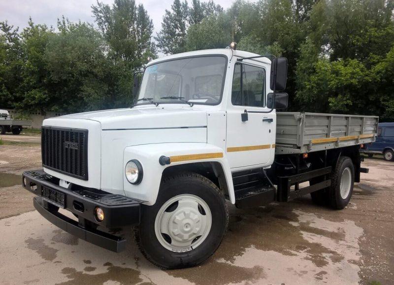 GAZ-3309 car photo