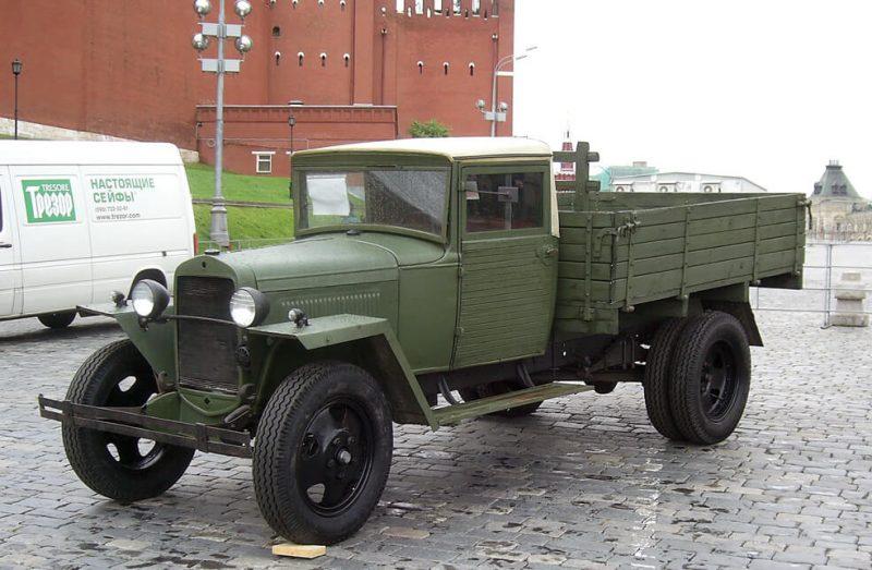Auto GAZ-AA