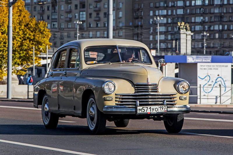 GAZ-M20 Pobeda photo auto
