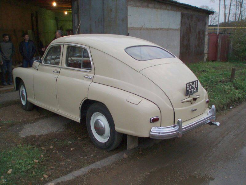 GAZ-M20 Pobeda 1946