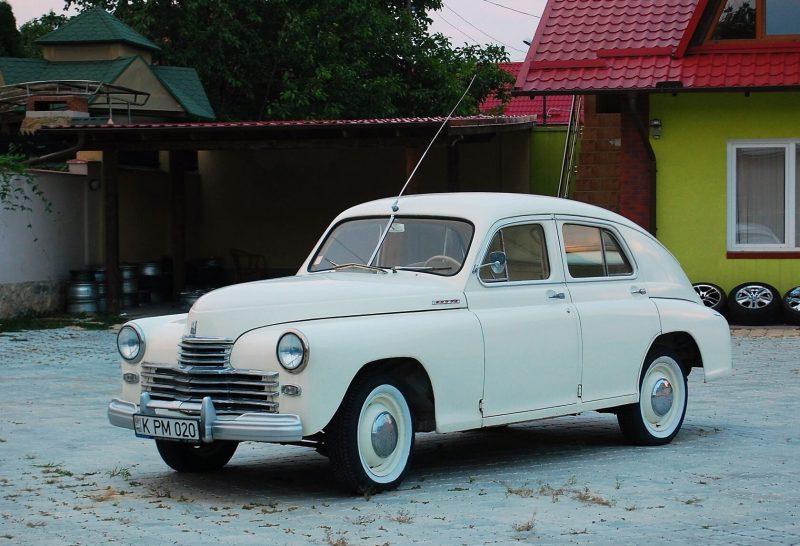 Auto GAZ-M20 Pobeda