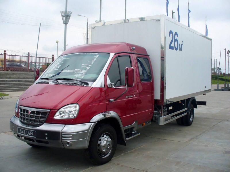 GAZ-Valday car