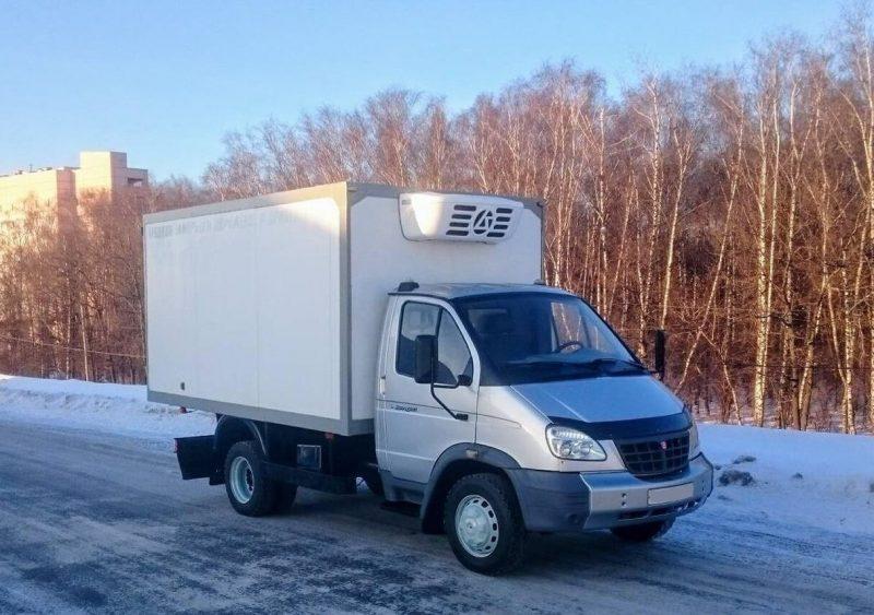 GAZ-Valday truck