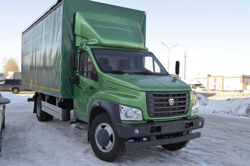 GAZon Next truck